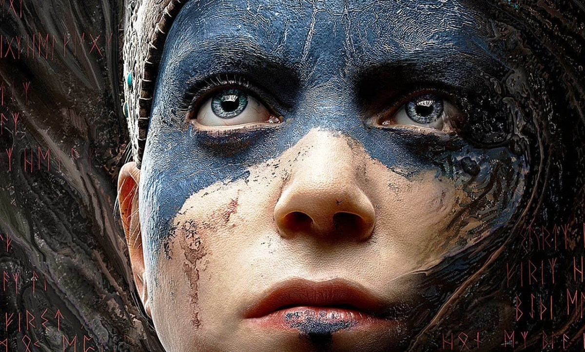 Hellblade: giving us a truly immersive experience.